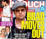 Brad pitt and Angelina Jolie broke up